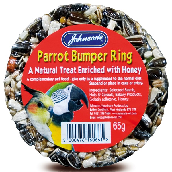 Johnsons Parrot Bumper Ring