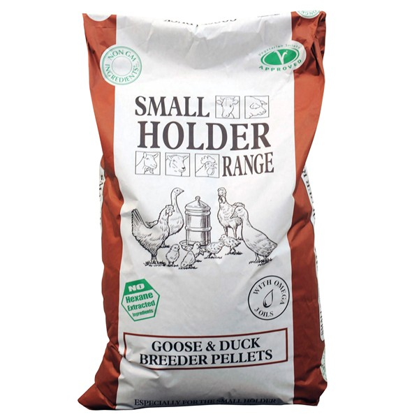 Allen and Page Goose and Duck Breeder Pellets 20kg