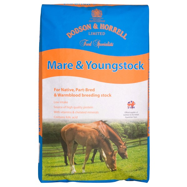 Dodson & Horrell Mare And Youngstock 20kg