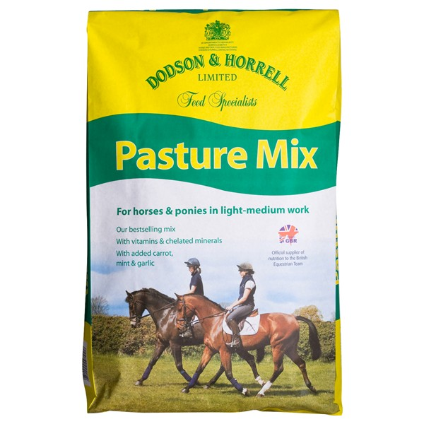 Dodson and Horrell Pasture Mix 20kg