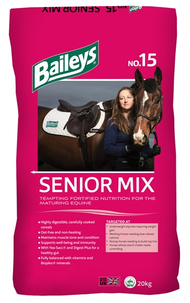 Baileys No 15 Senior Mix 20kg