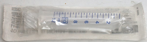Disposable Syringe 10Ml