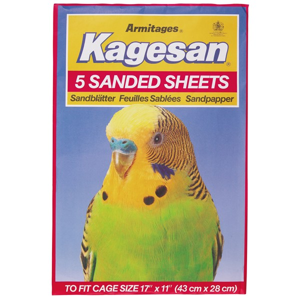 Kagesan Sandsheet No 6 Red 5'S