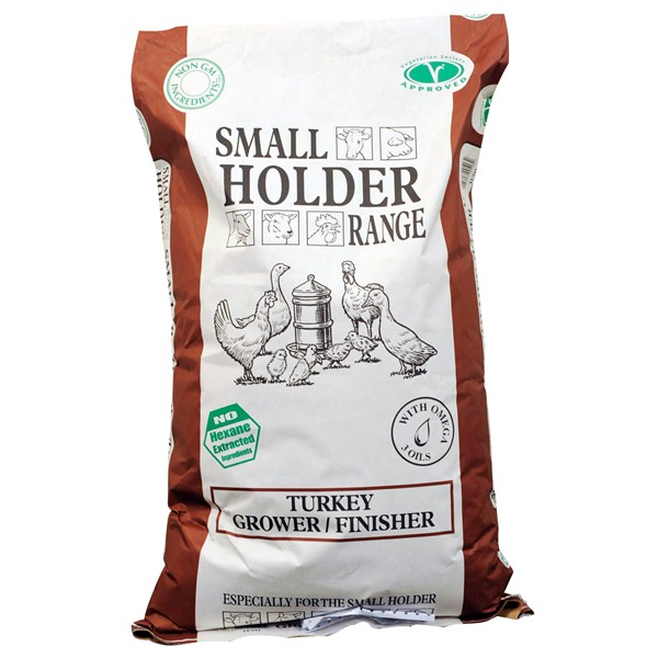 Allen And Page Turkey Grower 20Kg