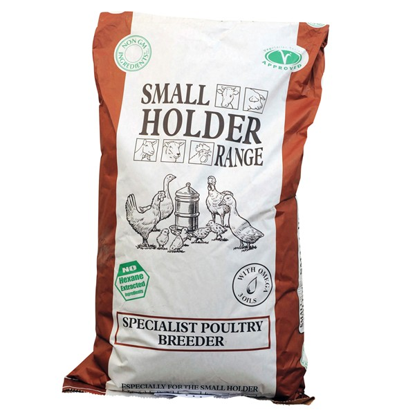 Allen and Page Specialist Poultry Breeder 20kg