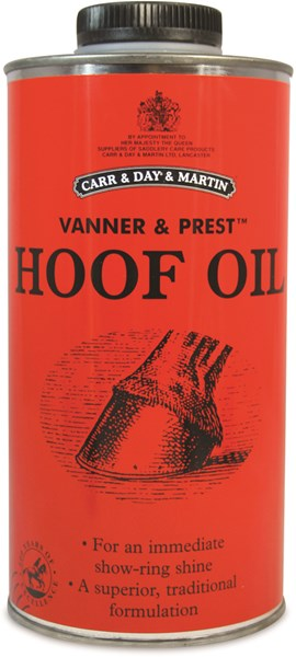 Carr Day and Martin Hoof Oil 500ml