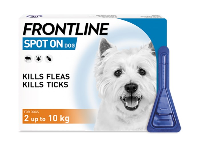 Frontline Spot On Small Dog 3 x 0.67ml