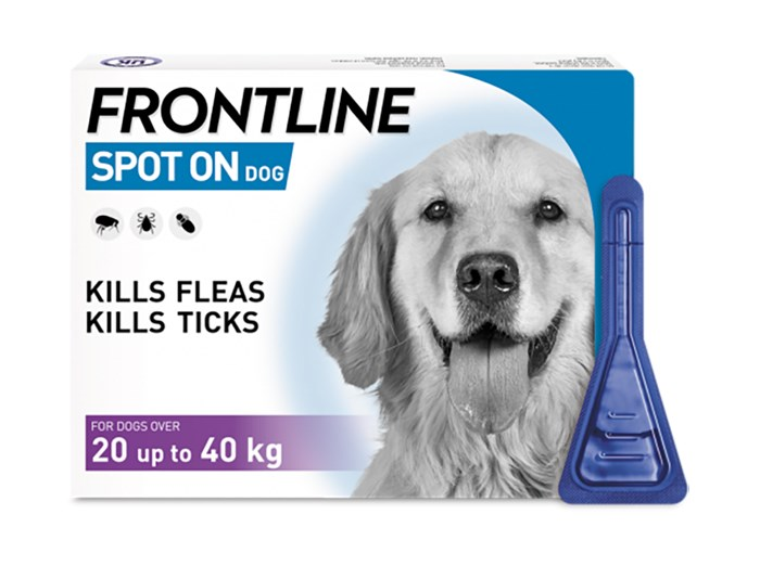 Frontline Spot On Large Dog 3 x 2.68ml