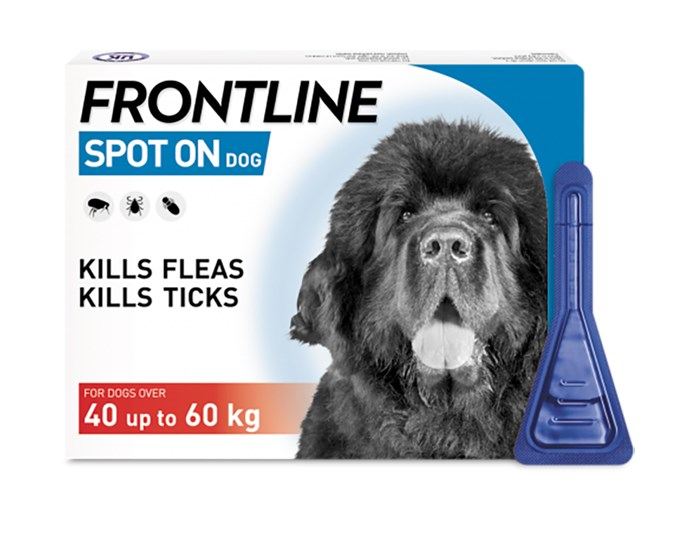 Frontline Spot On Extra Large Dog 3 x 4.02ml