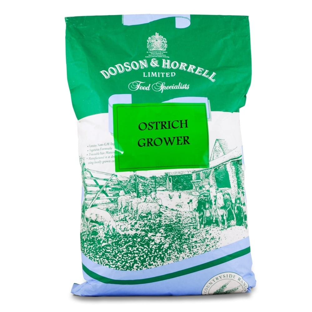 Dodson & Horrell Ostrich Grower 20kg