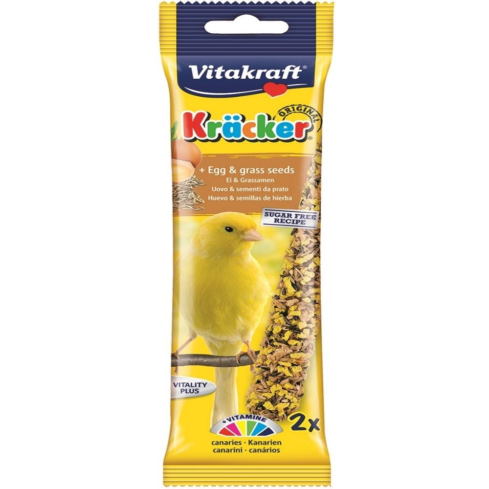 Vitakraft Canary Egg Sticks 60G