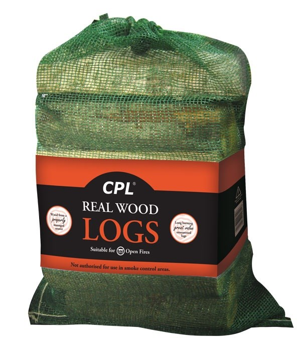 Homefire Real Wood Logs approx. 8kg