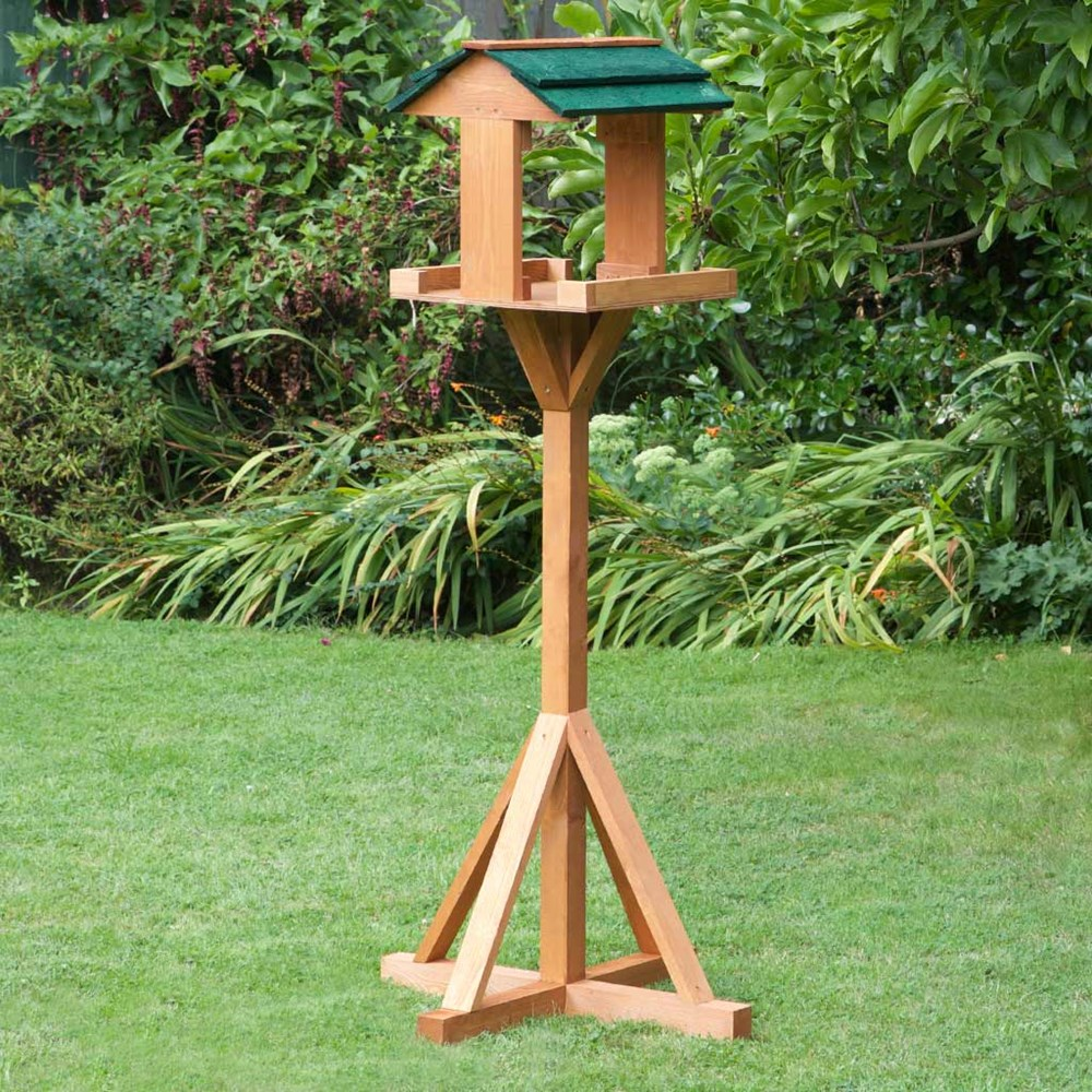 FLAT PACK BIRD TABLE