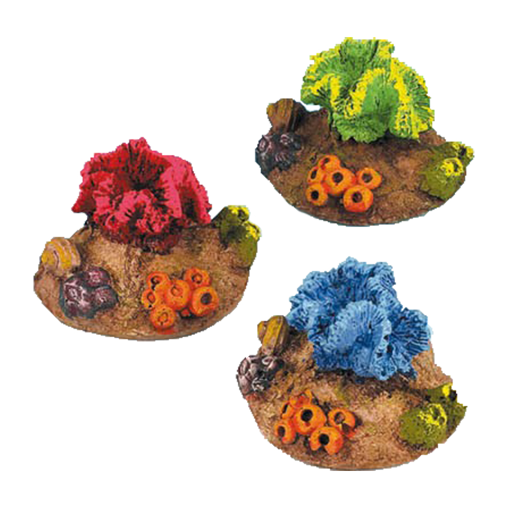 Classic Ornament Coral Assorted 8.5cm