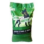 Dr Green Lamb And Rice Dog Food 15kg