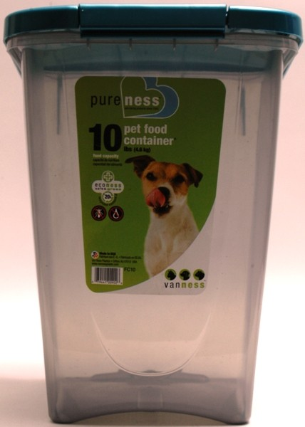 Van Ness 10Lb  Food Container