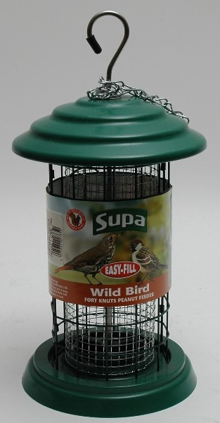 Supa Easy Fill Fort Nut Feeder 8""