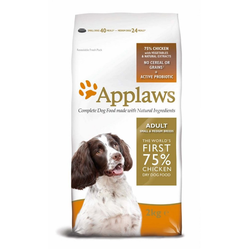 Applaws Natural Complete Adult Dog Food With Chicken 2kg