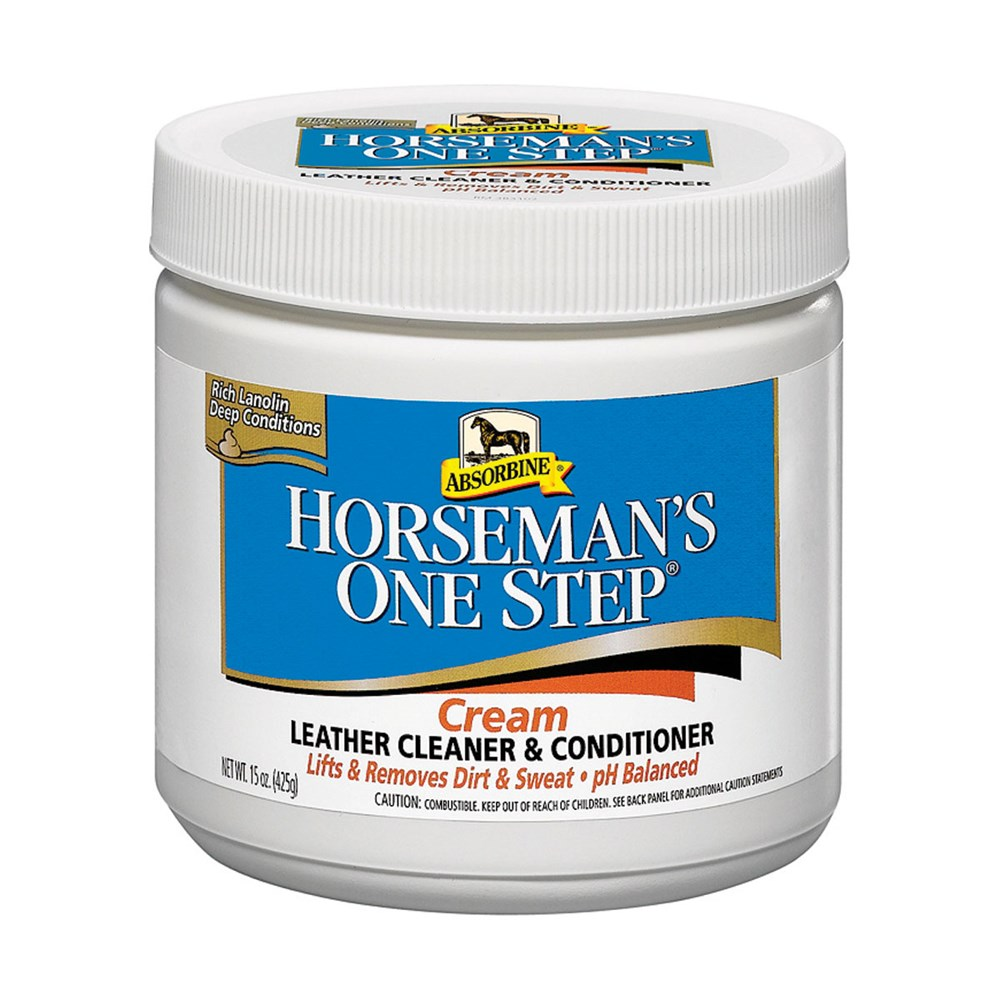 Horsemans One Step Harness Cleaner 15oz