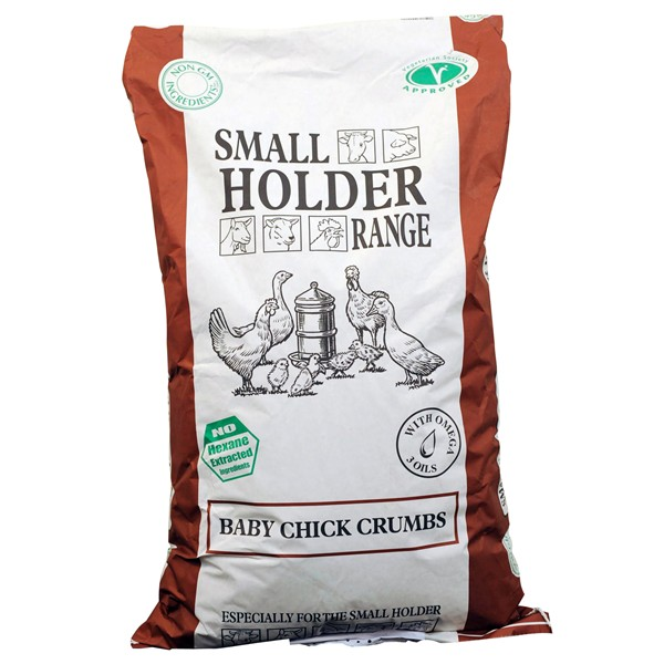 Allen and Page Baby Chick Crumbs 20kg