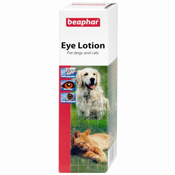 Beaphar Dog and Cat Eye Lotion 50Ml