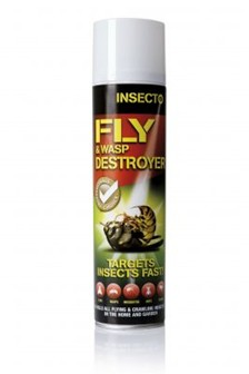 Insect and Fly Control