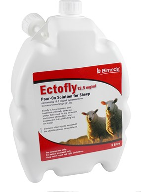 Sheep and Cattle Fly Control