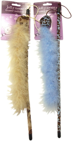 Feather Boa Cat Toy
