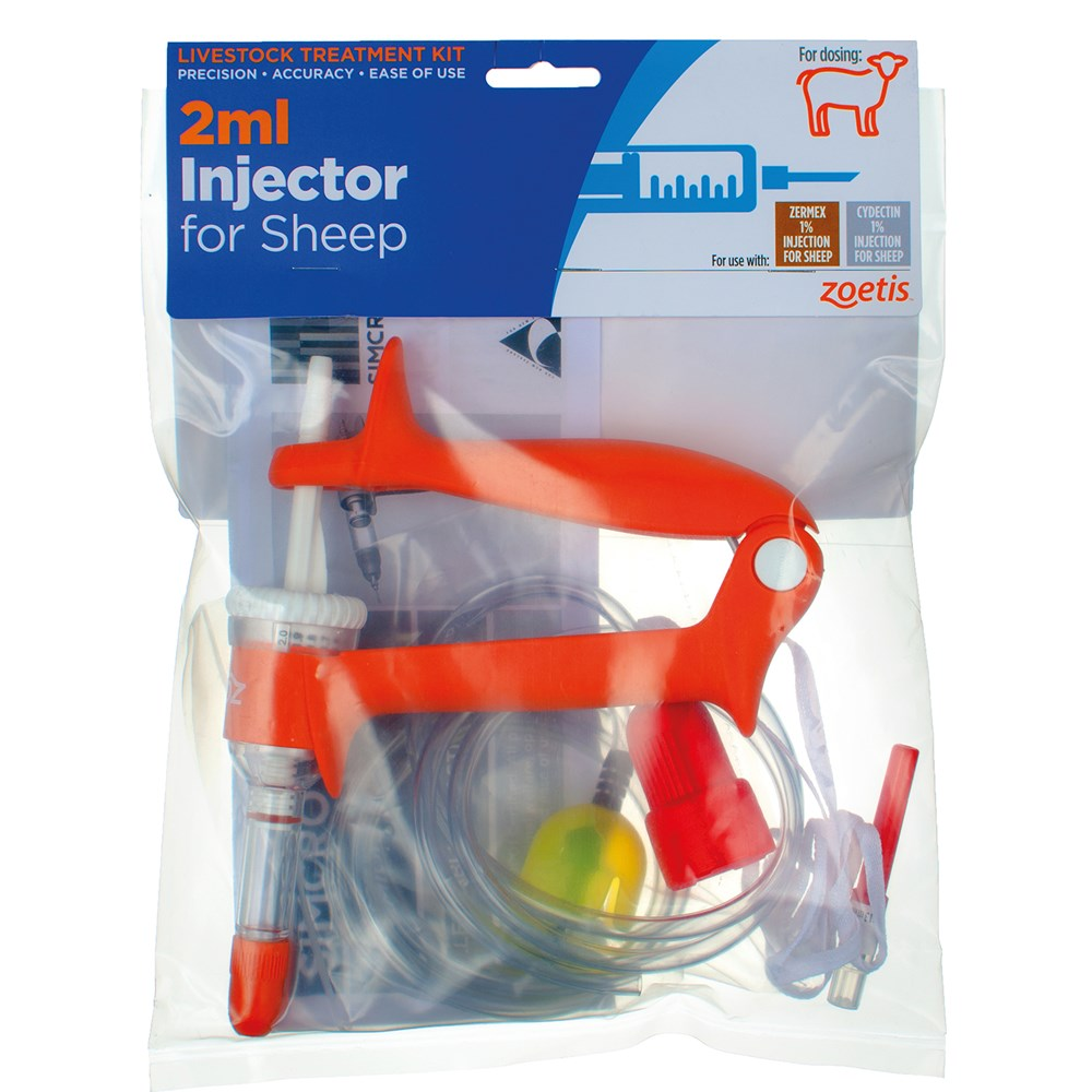 sheep Injector 2ml