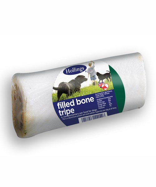 Hollings Filled Bone Tripe 215g