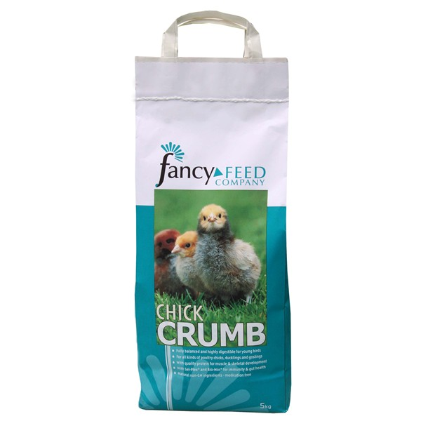Fancy Feeds Chick Crumbs 5kg