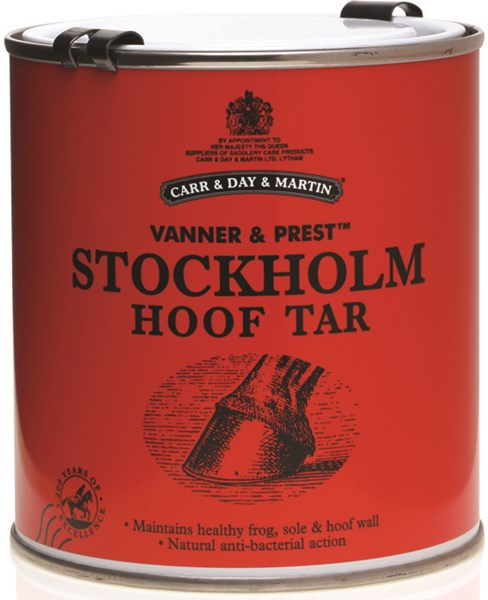 Carr Day and Martin Vanner and Prest Stockholm Hoof Tar 455ml