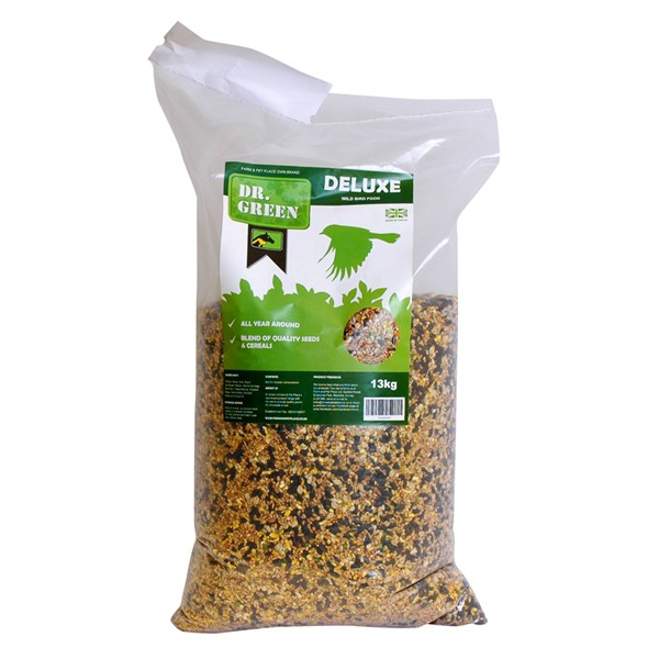 Dr Green Deluxe Wild Bird Food 13kg