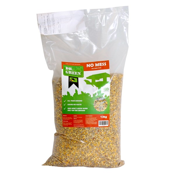 Dr Green No Mess Bird Seed 13kg