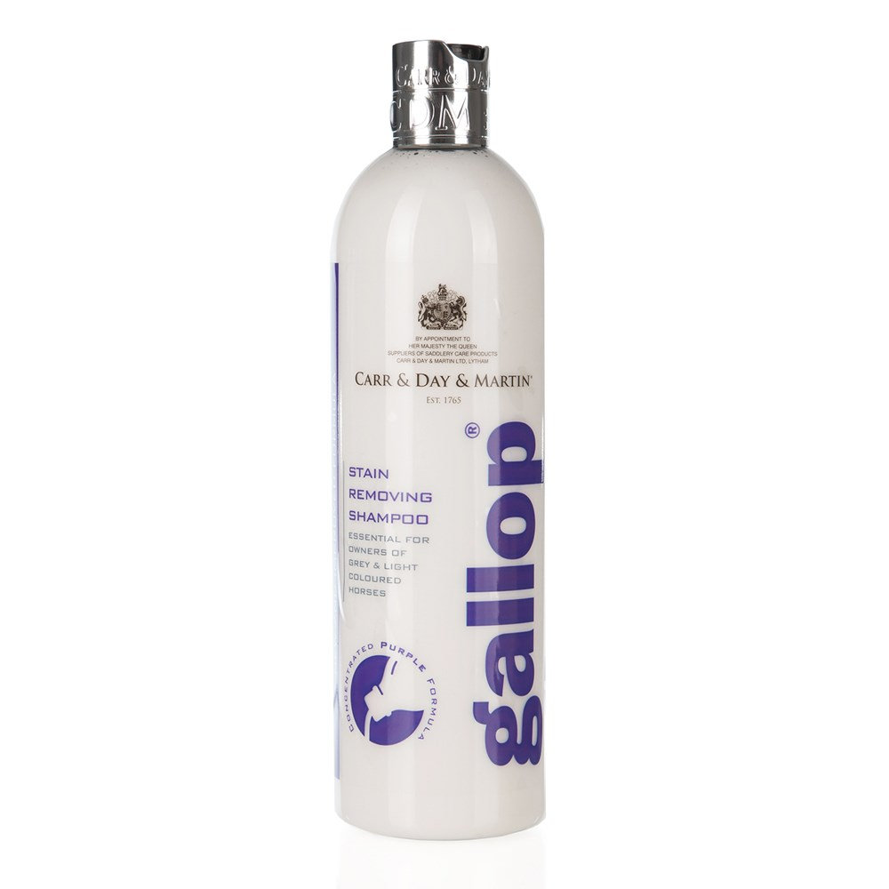 Carr Day and Martin Gallop Stain Removing Shampoo 500ml