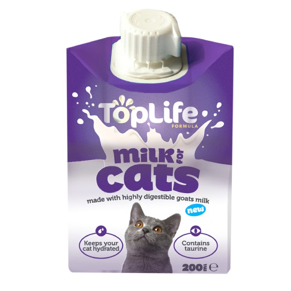 Toplife Cat Milk 200ml