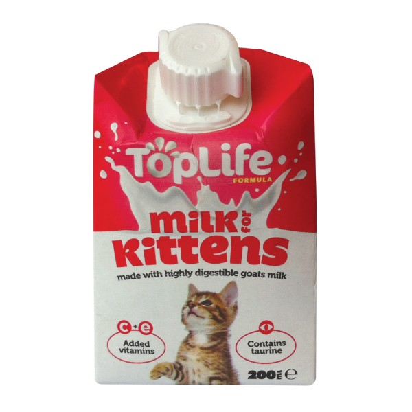 Toplife Kitten Milk 200ml