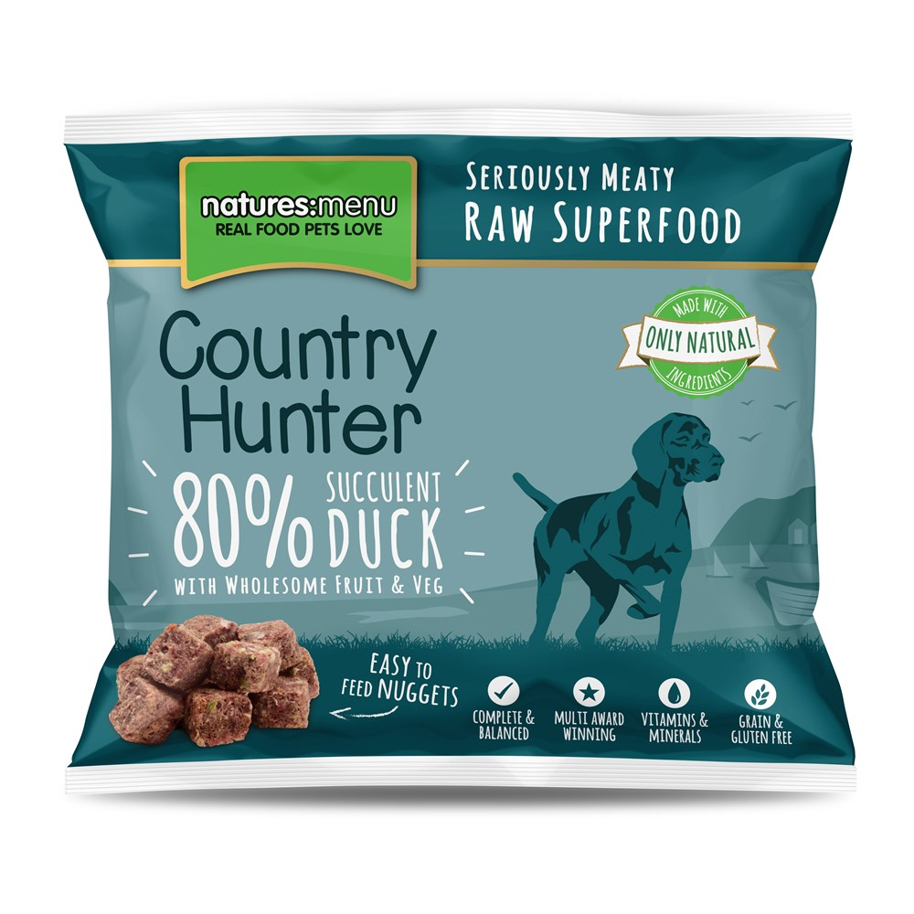 Country Hunter Duck Nuggets 1kg