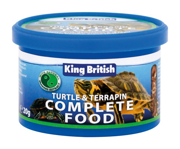 KB Turtle And Terrapin Food 20g