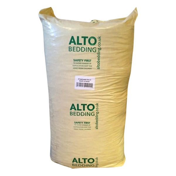 Alto Original - Dust Extracted Straw 20kg