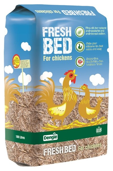 Dengie Fresh Bed For Chickens 100L (20kg)