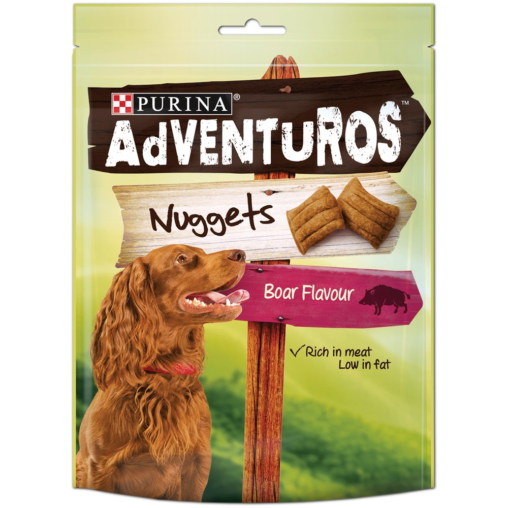 Adventuros Nuggets Boar 90g