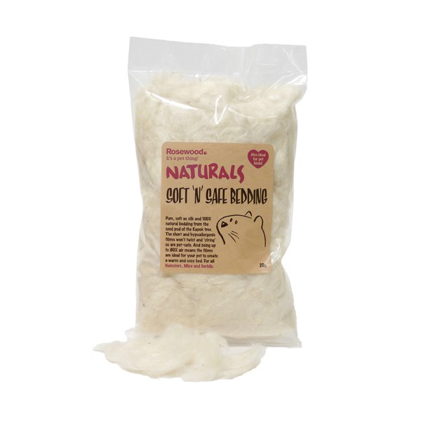 Naturals Soft N Safe Bedding 20g