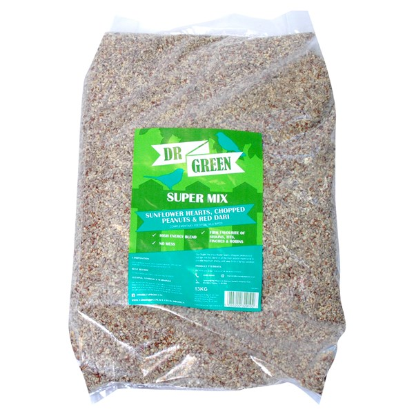 Dr Green Super Mix Seed 13kg