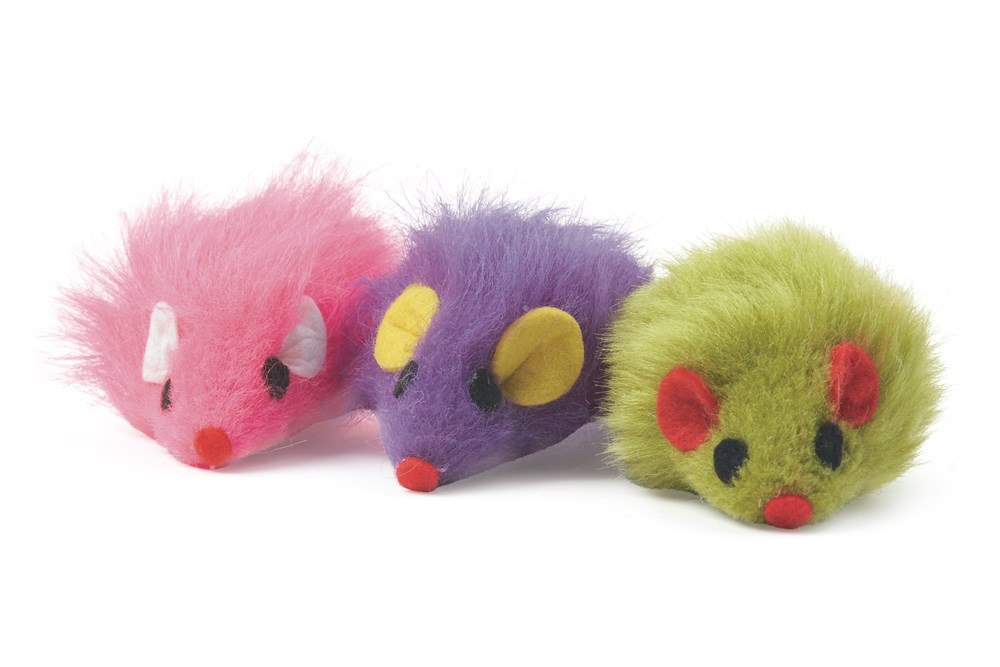 Furry Mice Toy