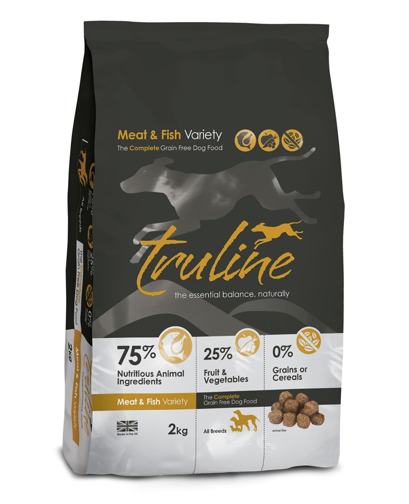 Truline Meat and Fish 2Kg