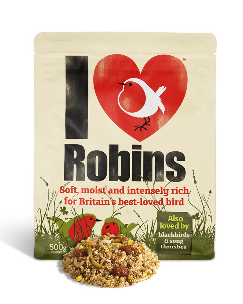I Love Robins 500g