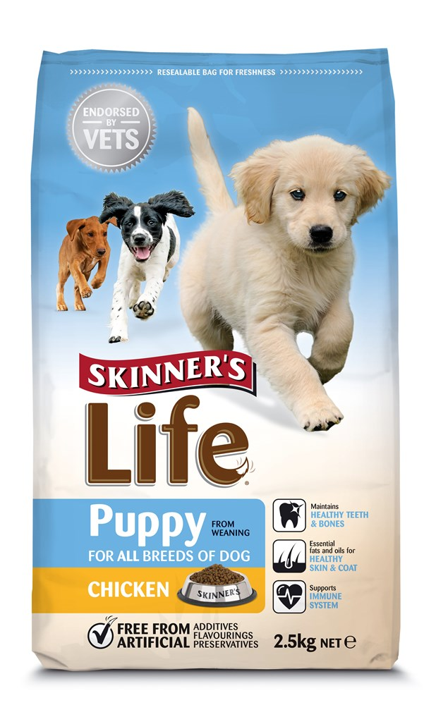Skinners Life Puppy Chicken 2.5kg