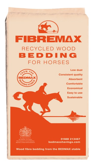 Fibremax Recycled Wood Bedding - 20kg