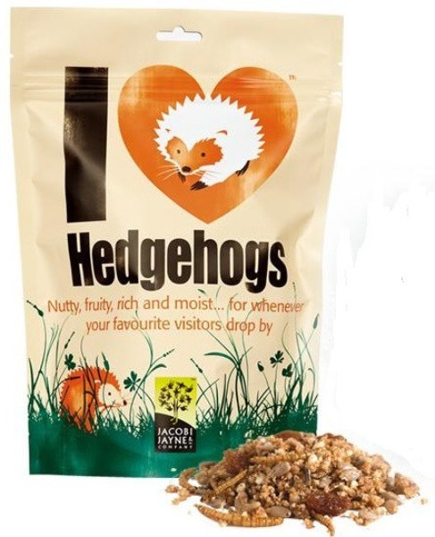 I Love Hedgehogs 500g